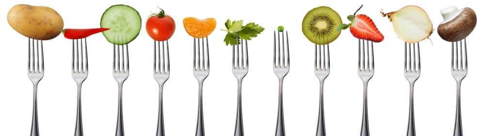 Parhaat dieetit ja ruokavaliot