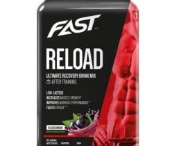 Fast Reload Palautusjuoma arvostelu