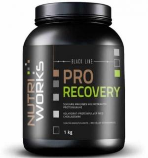 Nutri Works pro recovery arvostelu